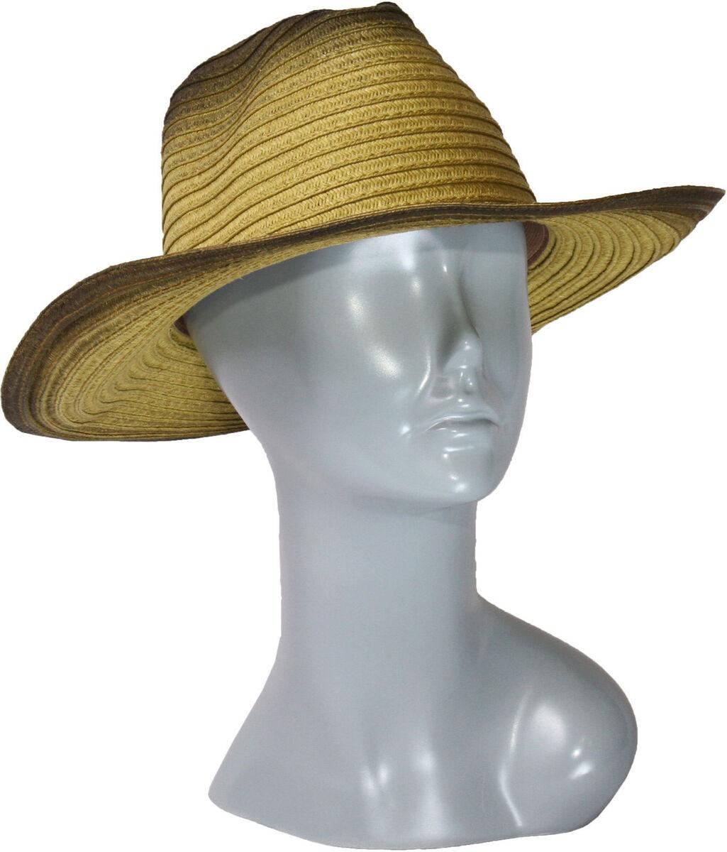 Шляпа летняя в ковбойском стиле