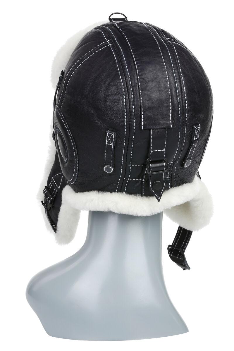 Шапка шлем зимний