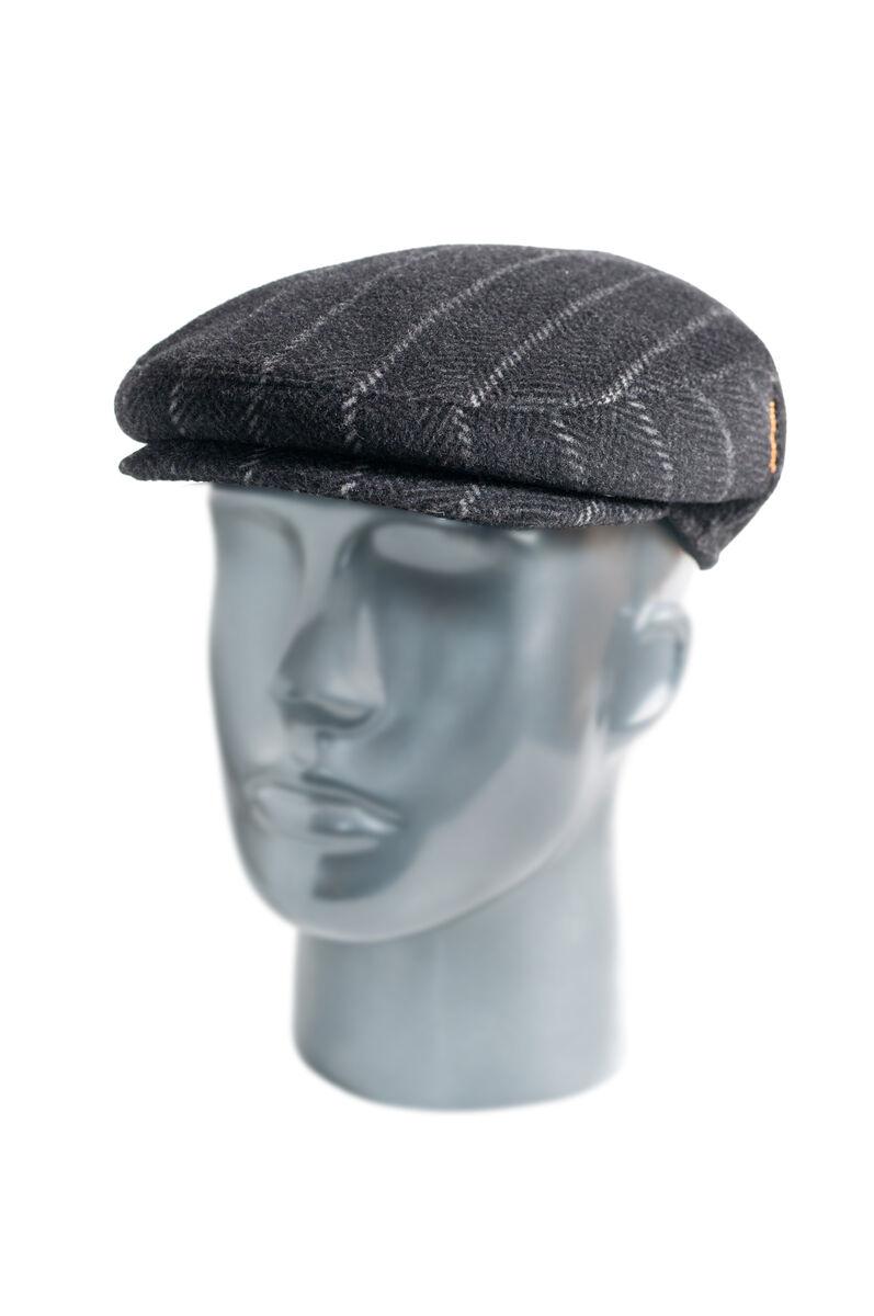 Кепка мужская классическая из ткани