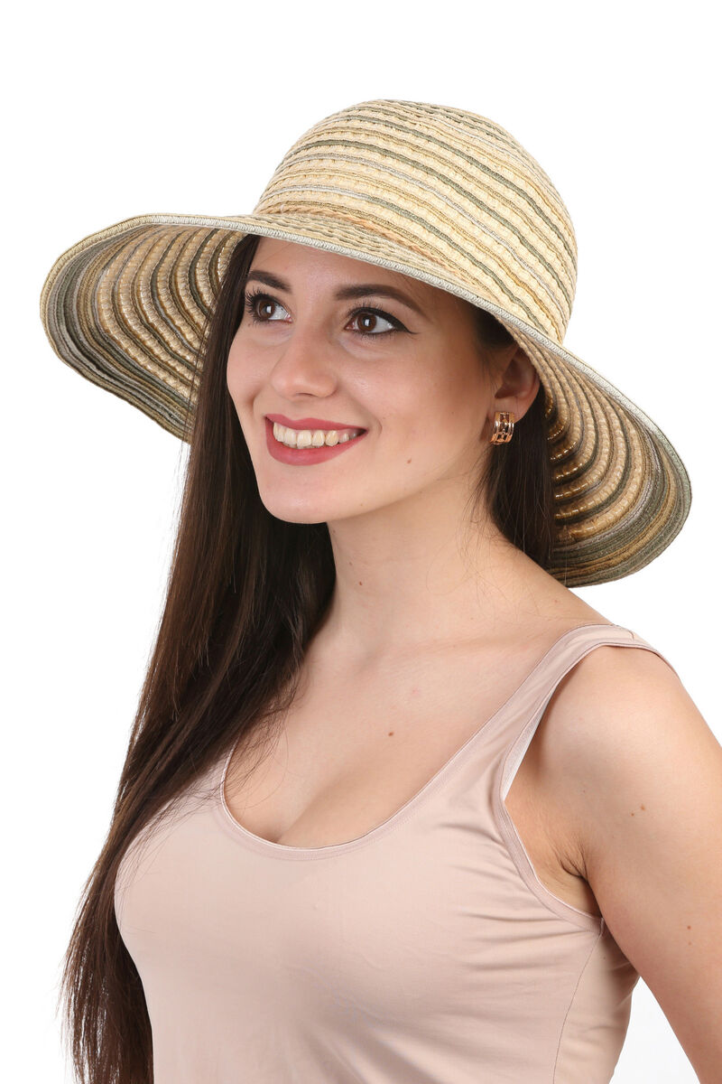Шляпа тканевая летняя
