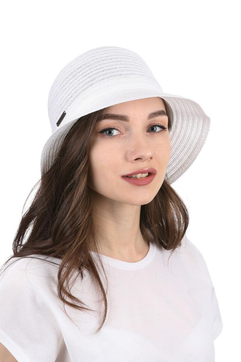 Легкая панама женская белая