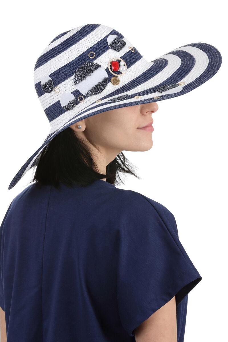 Шляпа морская с большими полями
