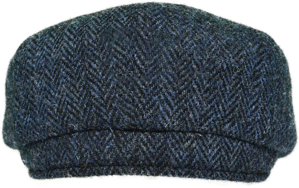 Кепка мужская восьмиклинка синяя