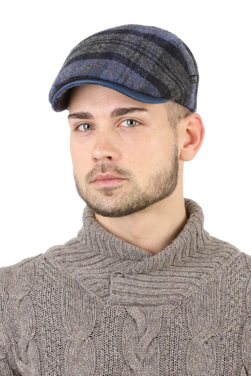 Кепка мужская реглан из шерсти