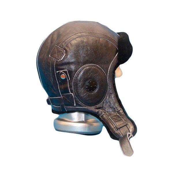 Шлем из натуральной овчины