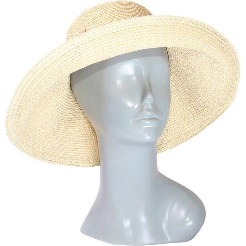 Шляпа мягкая с украшением в виде бантафото