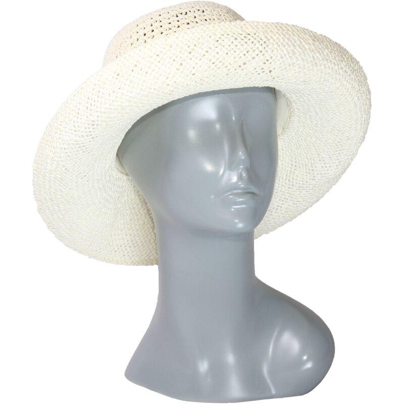 Шляпа плетеная молочнаяизображение