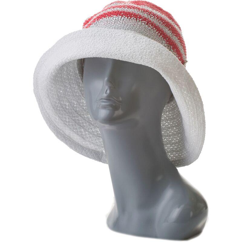 Шляпа летняя трикотажная с камнямиизображение