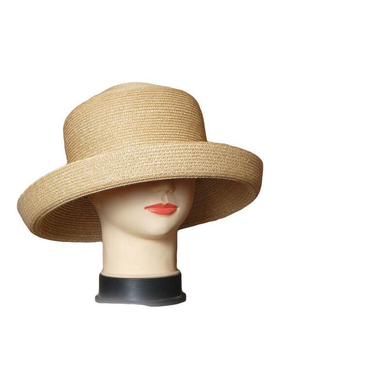 Шляпа соломенная женскаяфото