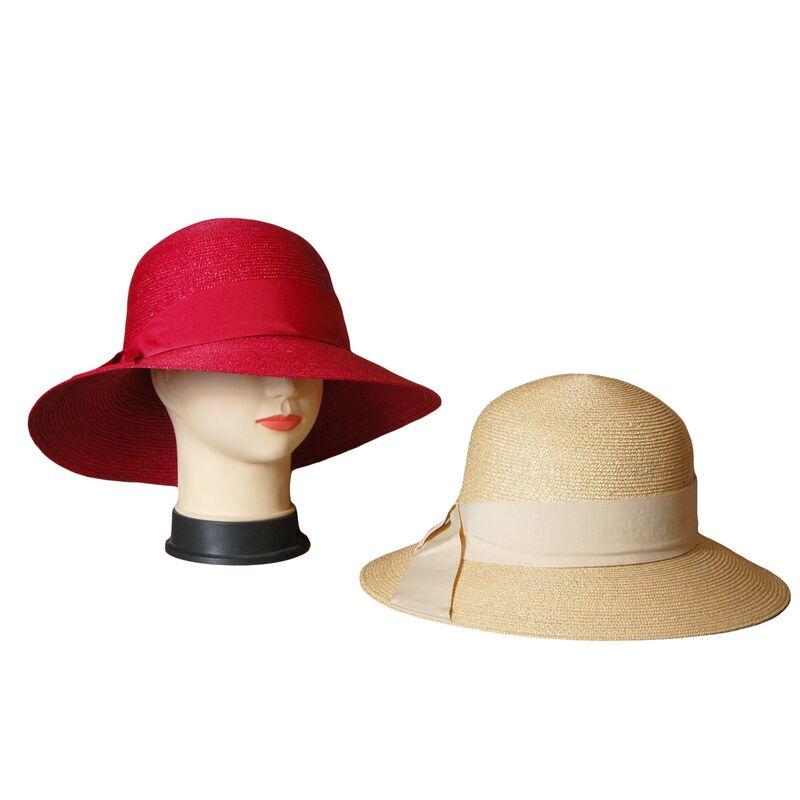Шляпа соломенная классическаяизображение