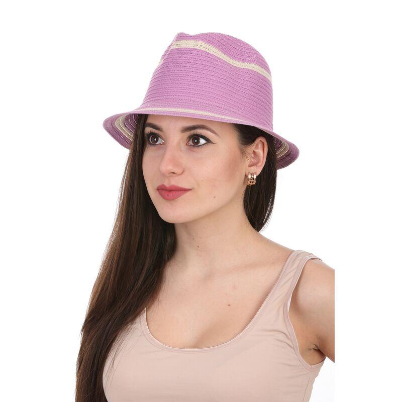 Шляпа летняя федорафото