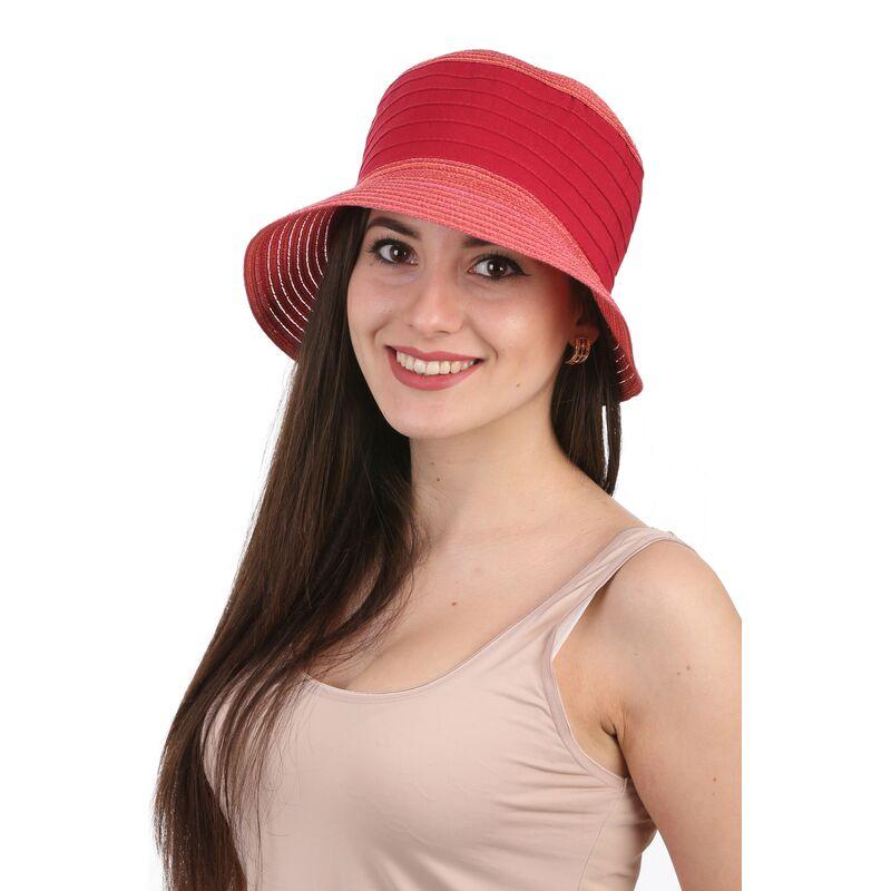 Панама женская краснаяизображение