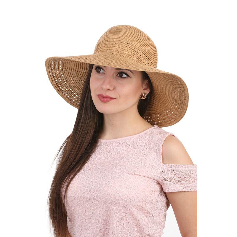Шляпа с большими полямиизображение