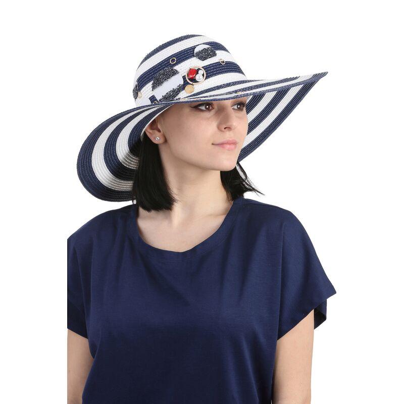 Шляпа морская с большими полямифото