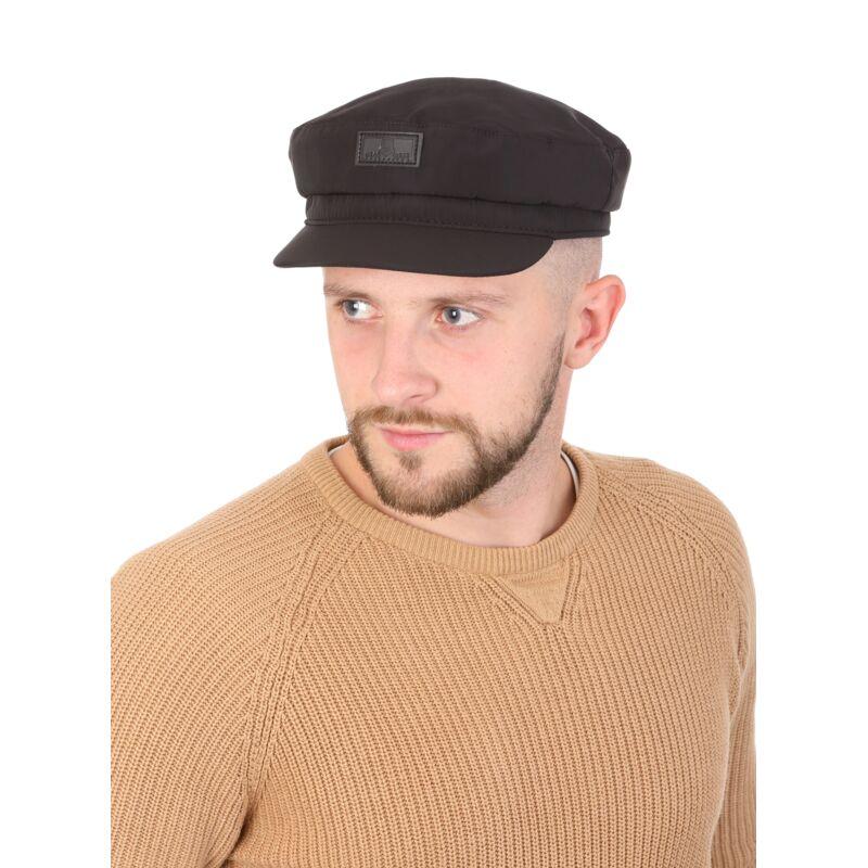Капитанка мужская из плащевой тканифото