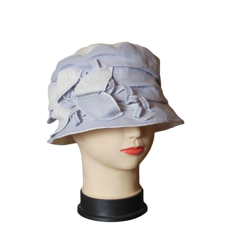 Шляпа тканевая дамскаяизображение
