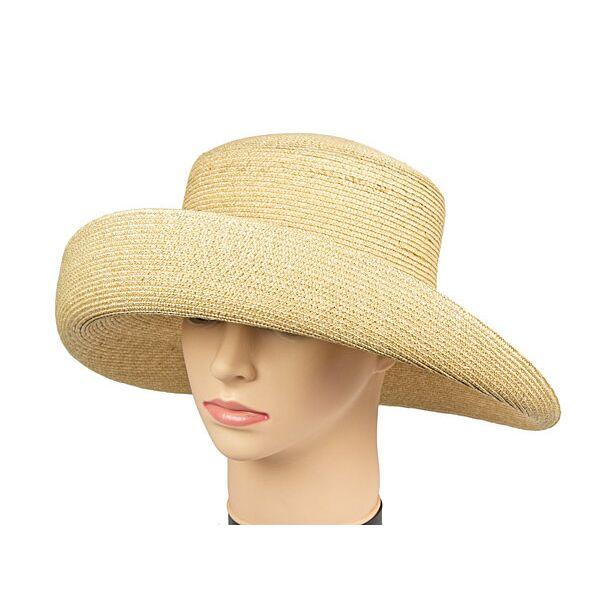 Соломенная шляпа женскаяфото