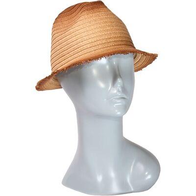 Шляпа женская федора