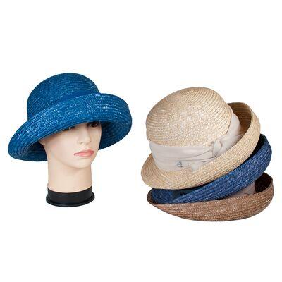 Шляпа с поднятыми полями