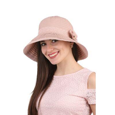 Шляпа женская тканевая