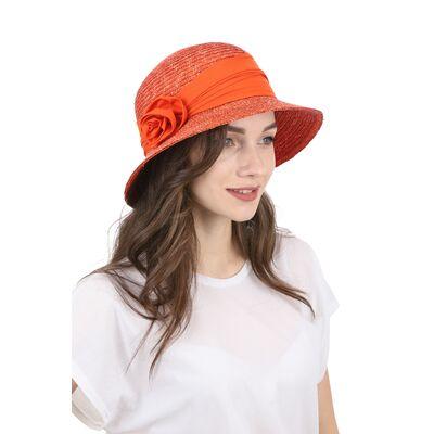Шляпа соломенная классическая