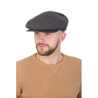 Кепка мужская реглан серая