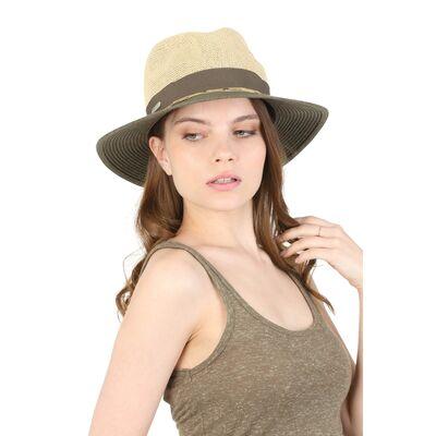 Шляпа федора женская