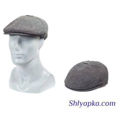 Мужская кепка тканевая