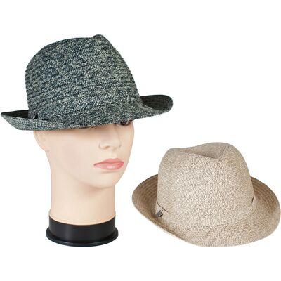 Шляпа летняя «трилби»