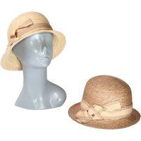 Шляпа шляпа в стиле ретрофото