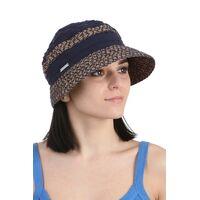 Шляпа летняя темно-синяяизображение