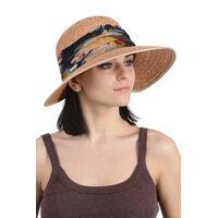 Шляпа соломенная ретрофото