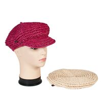 Кепка женская плетенаяизображение